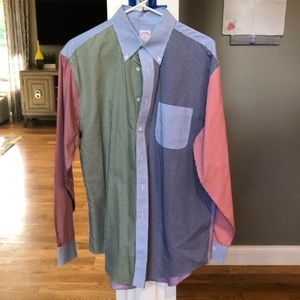 Brooks Brothers Buttoned Down Shirt